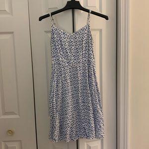 Old Navy Patterned Dress
